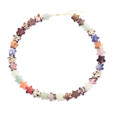 Mixed Gemstone Stars