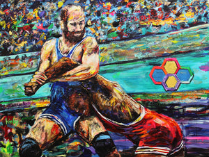 USA Wrestling Legend Dave Schultz