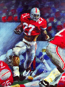 """Breaking Through"" - Eddie George"