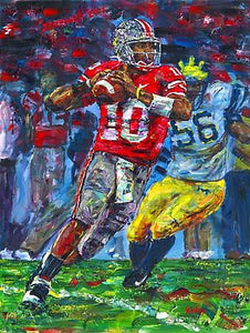"Michigan Sweep"" - Troy Smith"