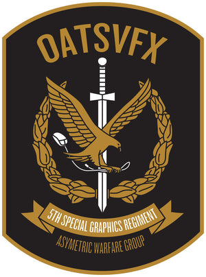 Oats VFX Badge T