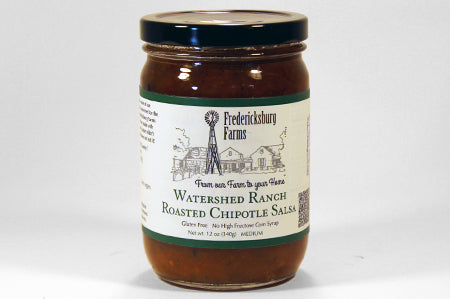 FREDERICKSBURG FARMS - WATERSHED RANCH ROASTED CHIPOTLE SALSA