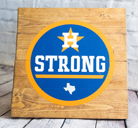 ASTROS STRONG SIGN