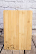 LARGE WOODEN CUTTING BOARD