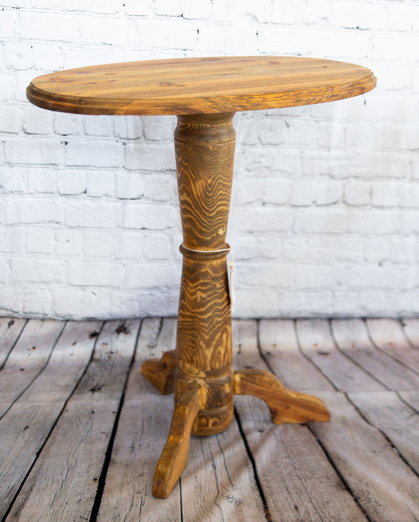 OVAL OCCASIONAL TABLE