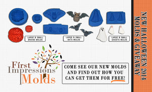 Introduction to New Halloween Molds 2014