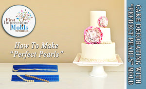 How To Mold Perfect Pearls Tutorial