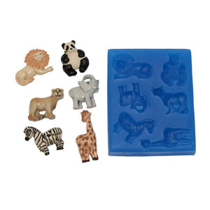 Mini Zoo Animals 1