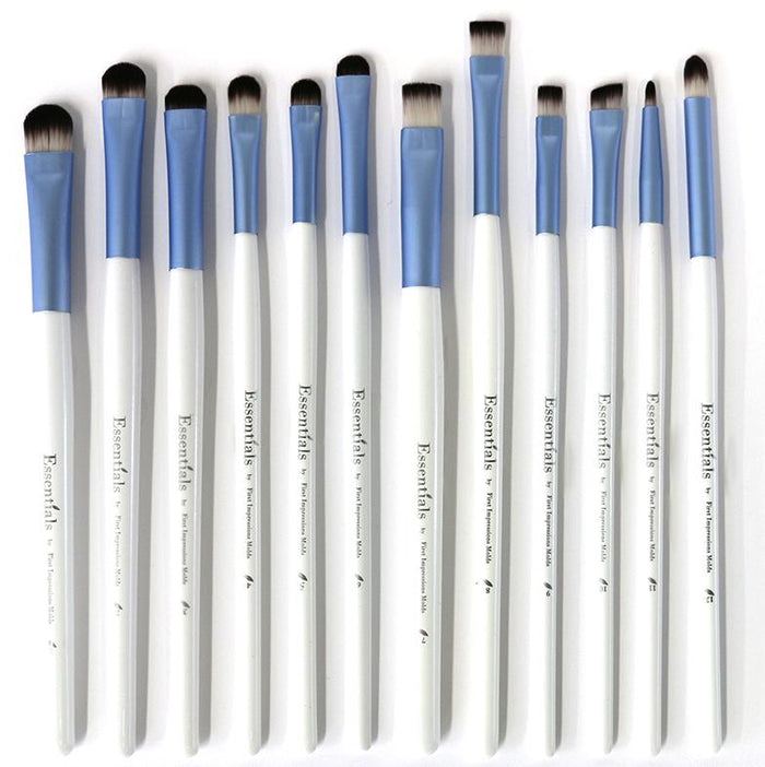 12 Piece Brush Set