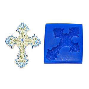 Scalloped Cross