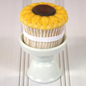 Sunflower Cupcake Topper