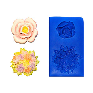 Medium Flower Set 2