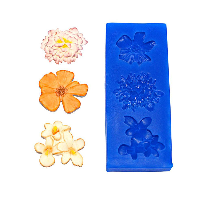 Medium Flower Set 4