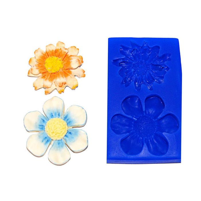 Medium Flower Set 5