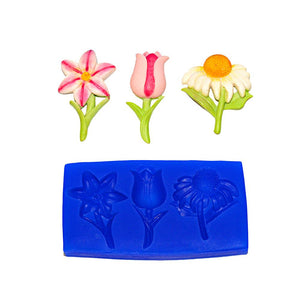 Medium Flower Set 7