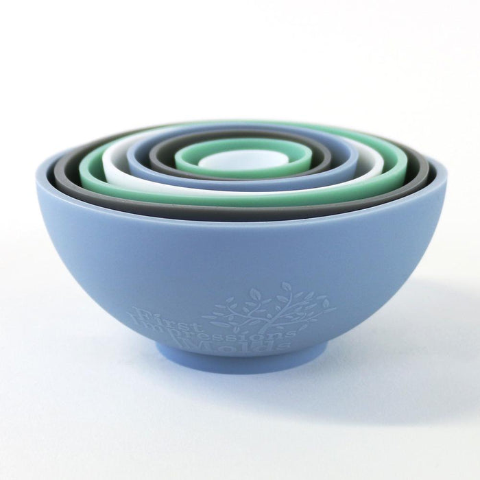 Flower Shaping Bowls 8 Piece Set