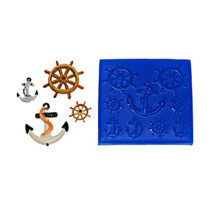 Mini Wheel & Anchor