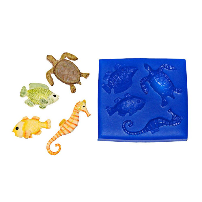 Small Sea Creatures Set