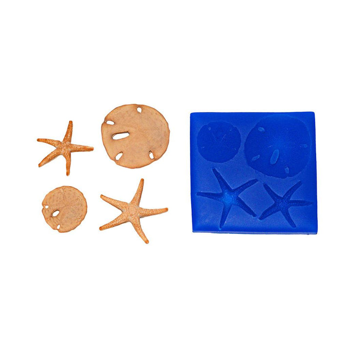 Sand Dollar & Starfish Set