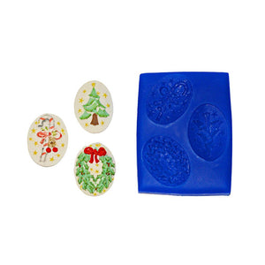 Christmas Cameo Set