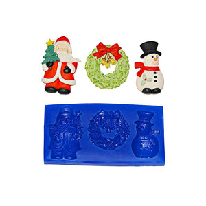 Medium Christmas Set