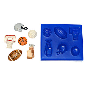 Small Misc. Sports Set