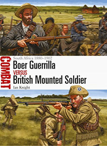 Boer Guerrilla vs British Mounted Soldier by Ian Knight - Personalised & Autographed (paperback)