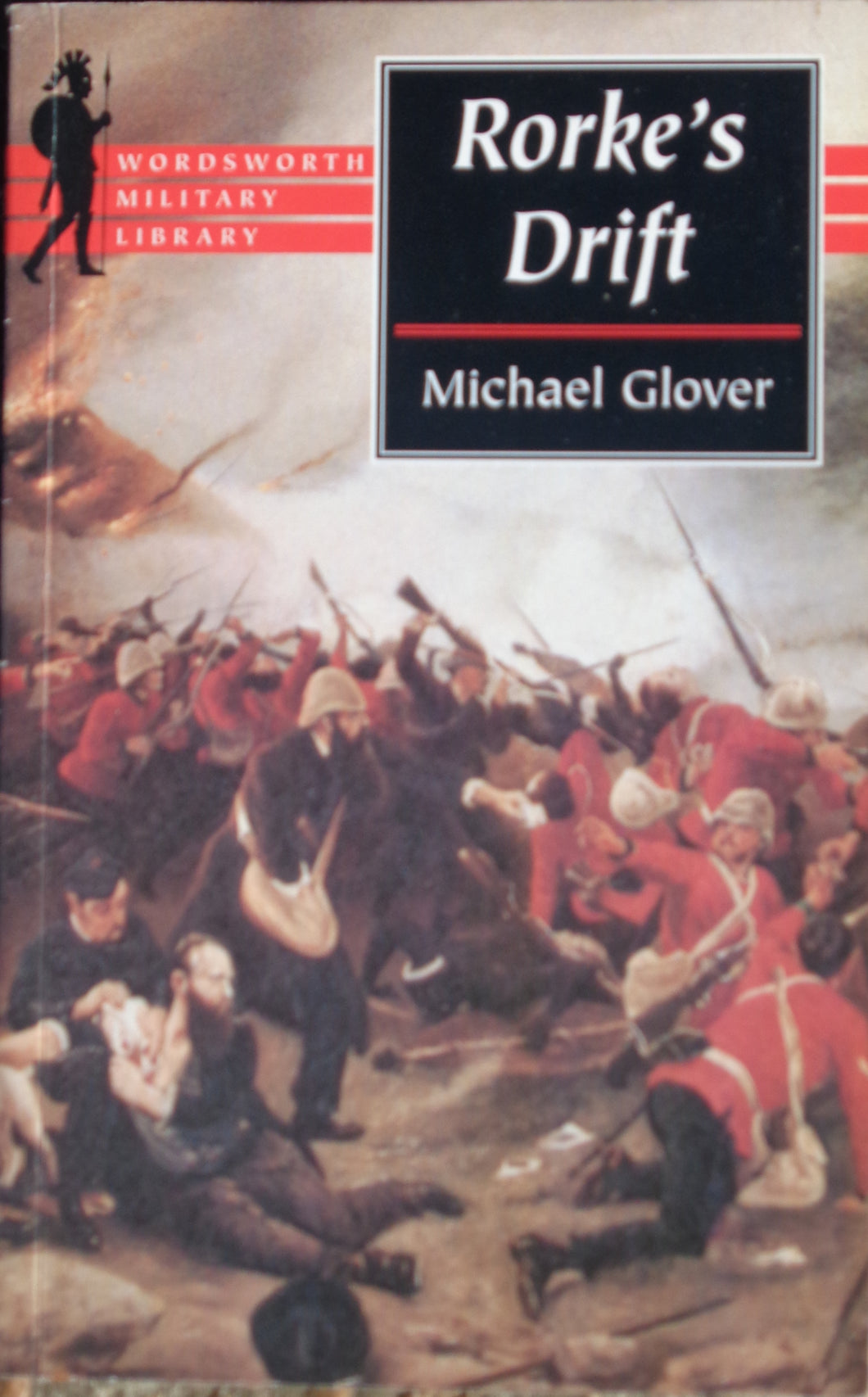 'RORKE'S DRIFT' by Michael Glover