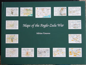 MAPS OF THE ANGLO-ZULU WAR BOOK