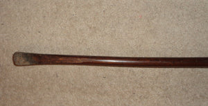EXCELLENT 19th CENTURY ZULU STABBING SPEAR, IKLWA