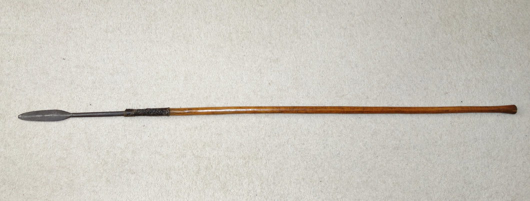 Very Nice 19th Century Zulu Throwing Spear, Isijula