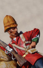 MODEL SOLDIER 90mm 24th REGIMENT RORKE'S DRIFT