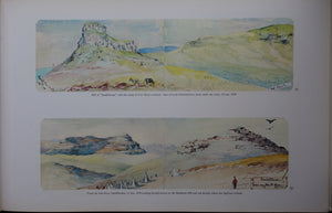 'THE ROAD TO ULUNDI; The Watercolour Drawings of John North Crealock, Zulu War 1879', Limited Edition