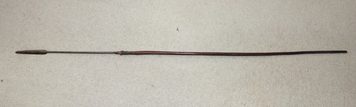 LIGHT 19th CENTURY ZULU THROWING SPEAR