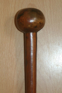 Zulu Walking Stick - Collected by Lt. John Gawne during Anglo-Zulu War