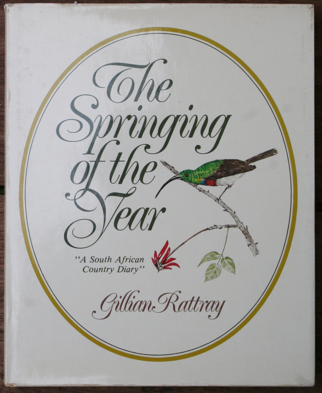 'THE SPRINGING OF THE YEAR' by Gillian Rattray