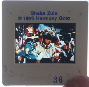 Selection of Publicity Items From SHAKA ZULU (1986) Series