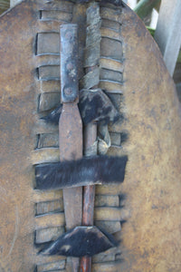 Zulu 'Shield'/'Disembowelling' Knife