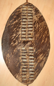 Attractive 19th Century Zulu War Shield, ihawu