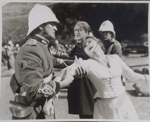 ZULU Movie Still - Featuring Stanley Baker, Ulla Jacobsson and Jack Hawkins