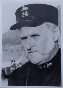 ZULU DAWN Movie Still - 10x8 BFI still featuring Peter Vaughan