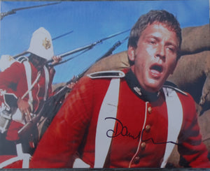 Celebrity Autograph - David Kernan as Pte. Hitch in Zulu