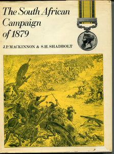 THE SOUTH AFRICA CAMPAIGN by J.P. McKinnon and S.H. Shadbolt