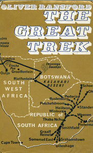 THE GREAT TREK by Oliver Ransford