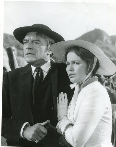 Black & White Photo Still from 'ZULU' - The Witts
