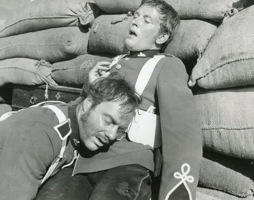Modern ZULU Movie Still - Hitch and Allan