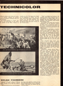 Rare Copy of 'SOLDIER' Magazine with 'ZULU' content