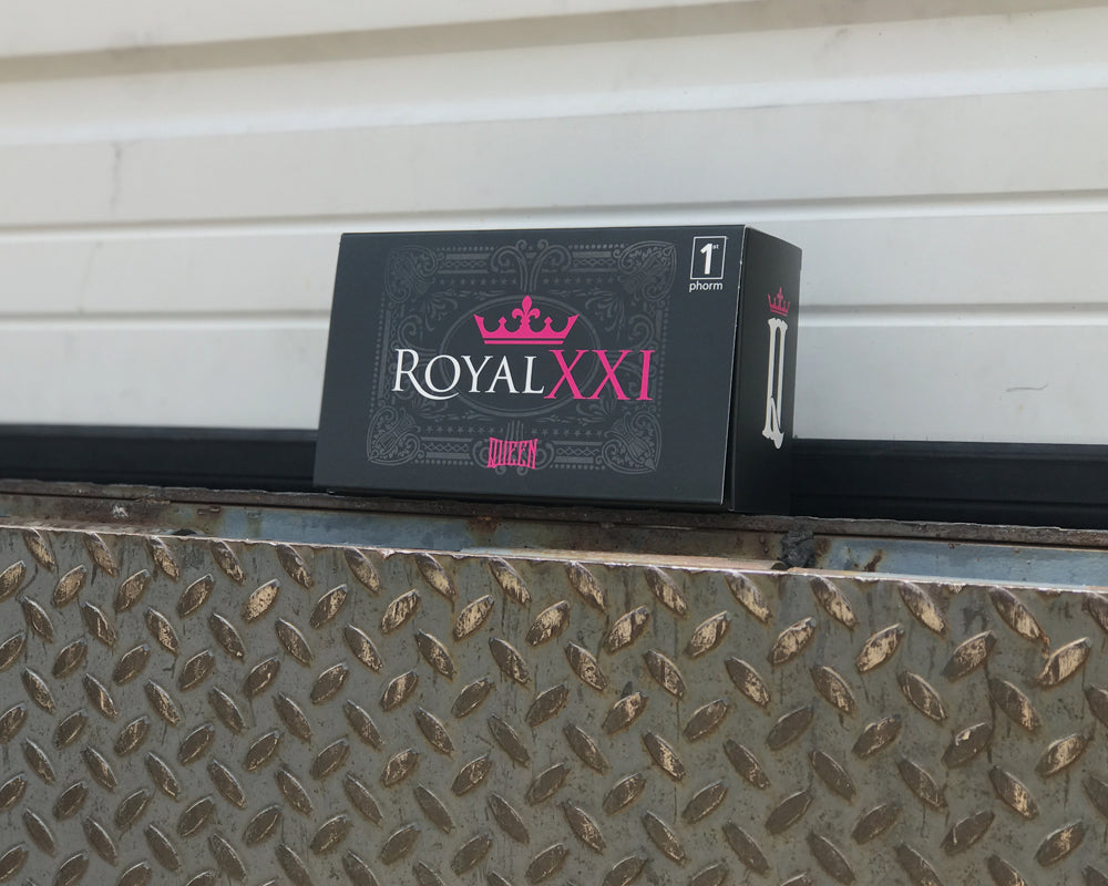 Royal 21 Queen System
