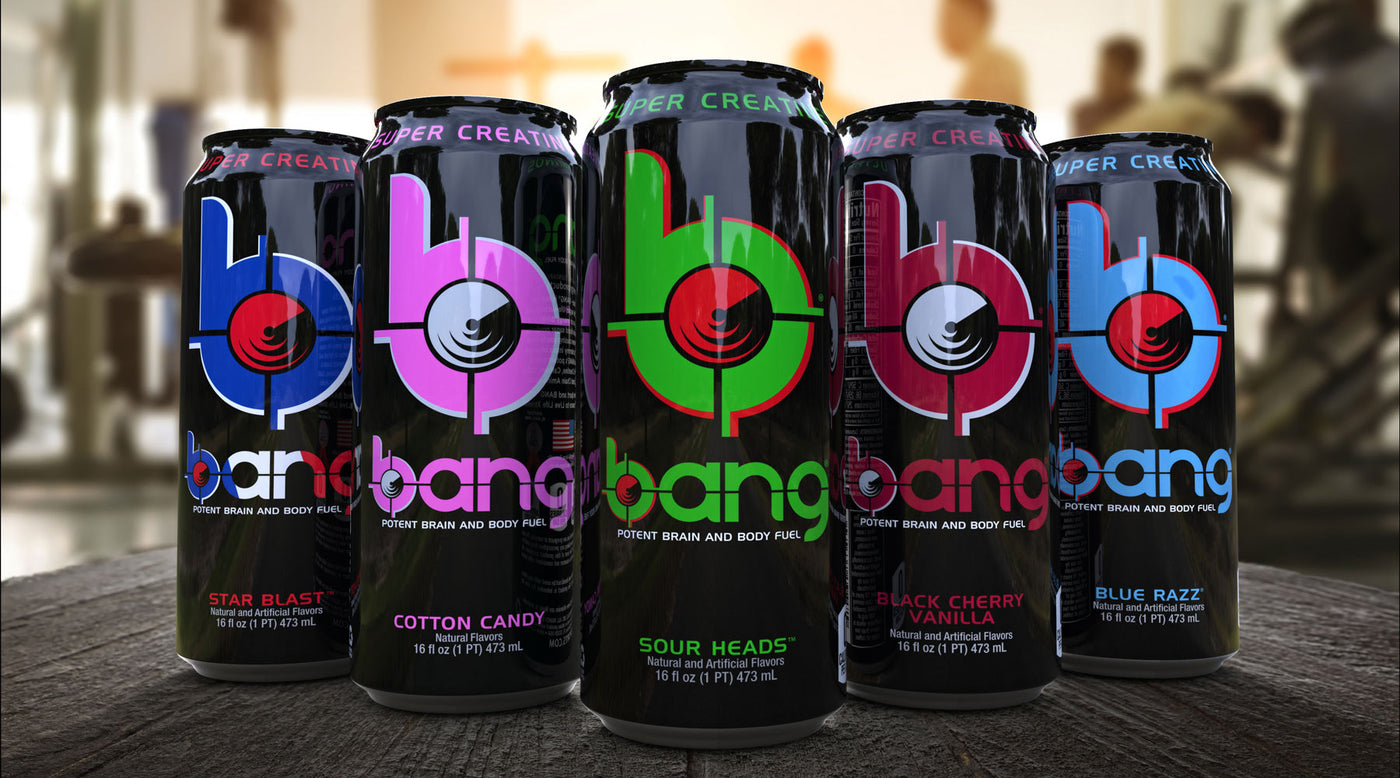 How To Sell Energy Drinks Online