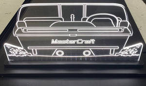 LED MasterCraft Sign